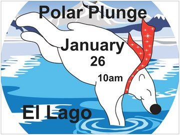 Polar Bear Plunge - January 26th at 10 a.m.
